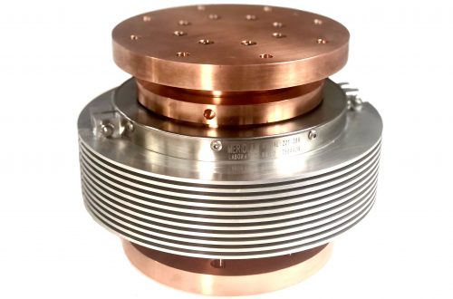10000A Electrical Rotary Ground with heat sink
