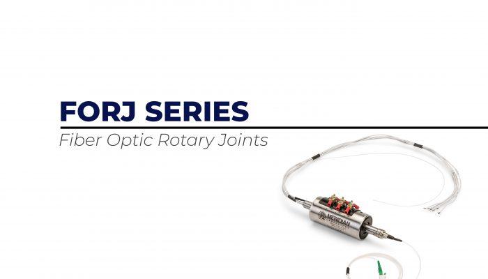 Fiber Optic Rotary Joint Slip Ring Assemblies