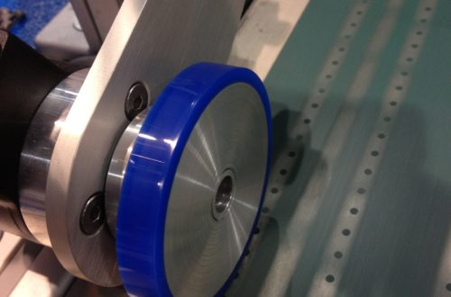 ML6 Polyurethane Feed Wheels
