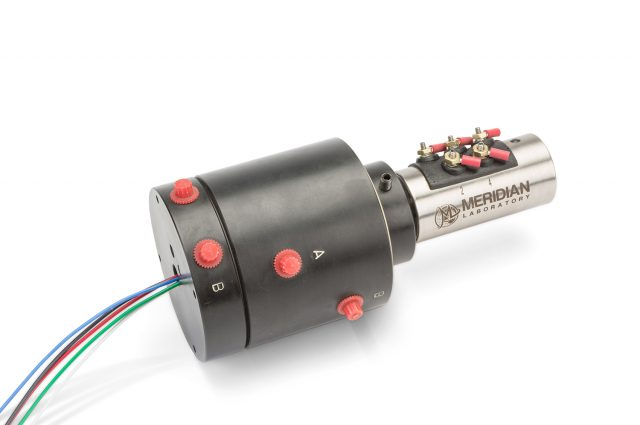 Slip ring and rotary union