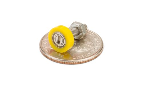 Precision coated bearings