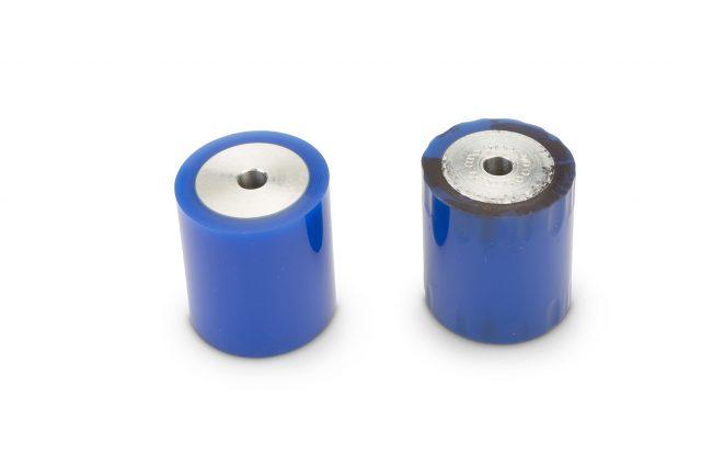 Polyurethane roller repair