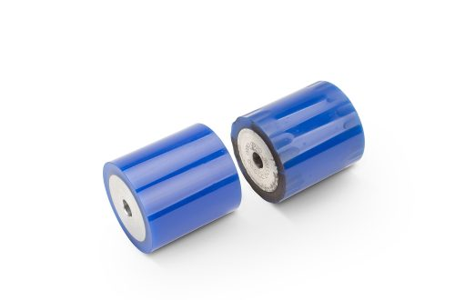 Polyurethane roller refurbishment