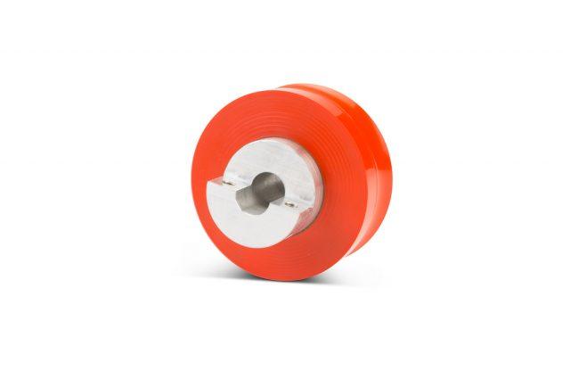 Precision drive wheel