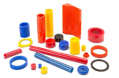 High Precision Molded Polyurethane