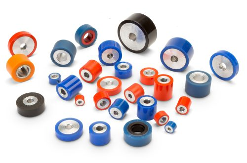 High Precision Polyurethane Wheels