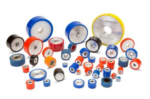 High Precision Polyurethane Rollers