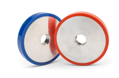 High Friction Drive Rollers