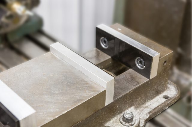 Non-marking Vice Jaws
