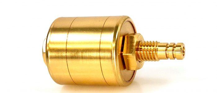 Gold Rotary Ground