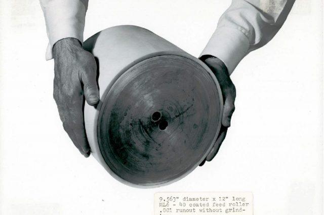 Precision Polyurethane Coated Roller