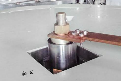 High Current Rotary Ground Clamp