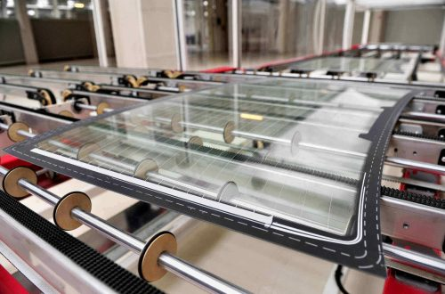 ML6 Glass Manufacturing