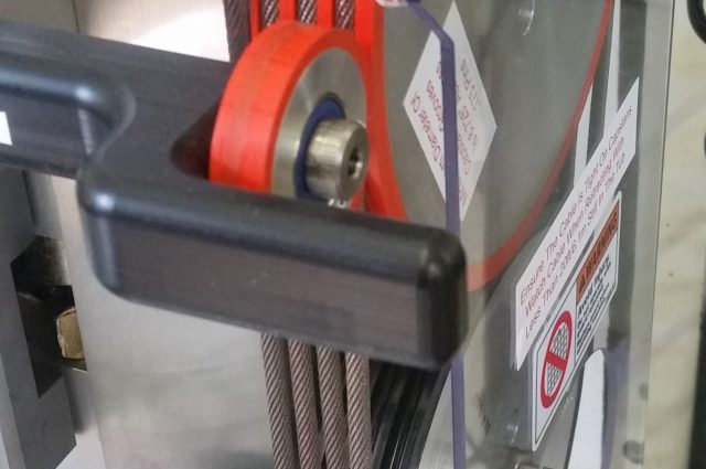 Capstan Roller, Hubbed Drive Rollers