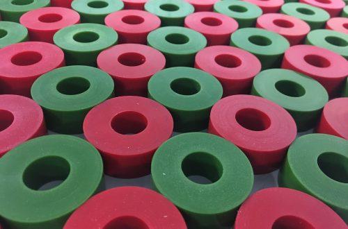 polyurethane bumpers, polyurethane rollers, polyurethane, polyurethane roller, drive roller, streamfeeder