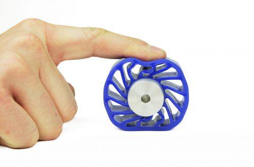 No Crush Wheel, Zero Crush Wheel, Pacing Wheel, Pacer Wheel, Spacing Wheels, Spacer Wheel, Bottle Spacer Wheel