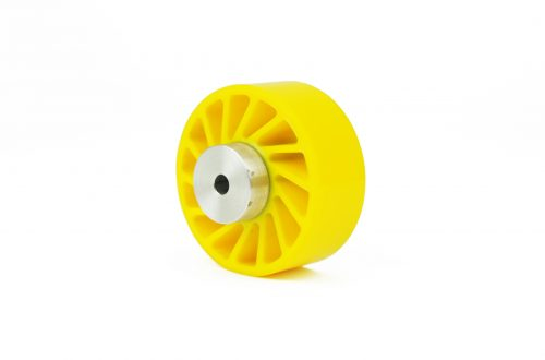 No Crush Polyurethane Wheel