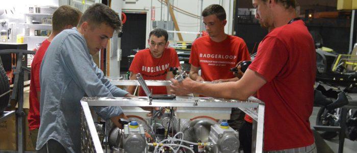 Hyperloop Design and Engineering