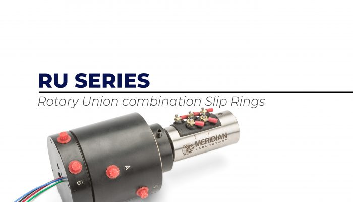 Slip Ring and Rotary Union Combination Assemblies