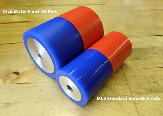 ML6 Polyurethane Rollers