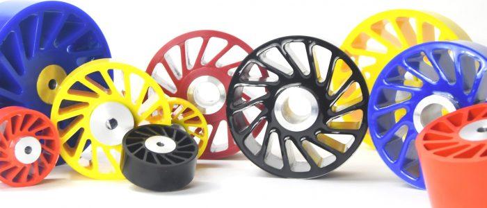 Polyurethane Zero Crush Roller